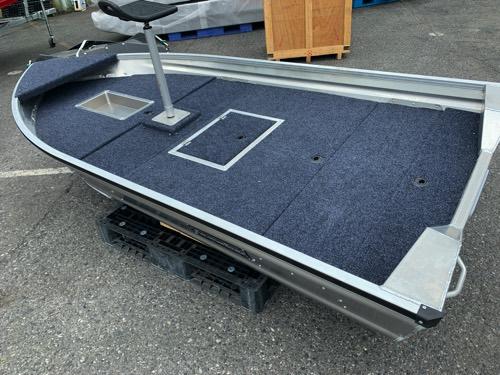 Karamas K320Vフルデッキ仕様/幅140cm