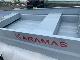 カラマス330/幅128cm/フロント3分割デッキ付