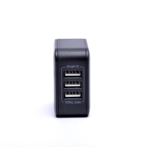 エアージェイ 3ポート コンセントAC充電器