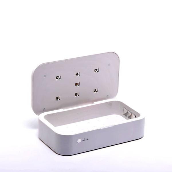エアージェイ UVBOX+ワイヤレス充電器