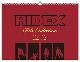 【販売終了しました】RIDEX Girls Collection Calendar 2018 (ライデックス ガールズコレクション カレンダー2018)
