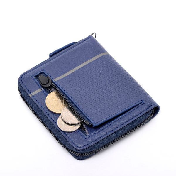 ノイインテレッセ ドライ ジップアラウンドバイフォールドウォレット Neu interesse Drei Zip-around Bifold wallet No.3263