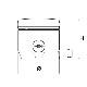 リゾマ フルードタンク CT027 / rizoma FLUID TANKS CT027