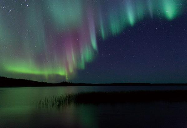 WEBカメラマン オリジナル作品額装セット 05 田中達也 「Best of Aurora landscape」