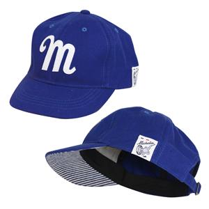 ミシュラン(MICHELIN)ボールキャップ カービングM ブルー Ball cap/Curving M/Blue 280641