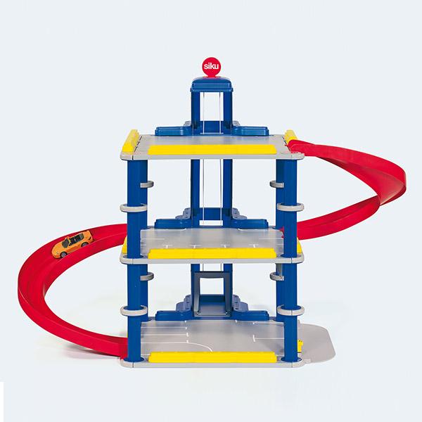 ボーネルンド ジク ワールド パーキングタワー (SIKU WORLD)