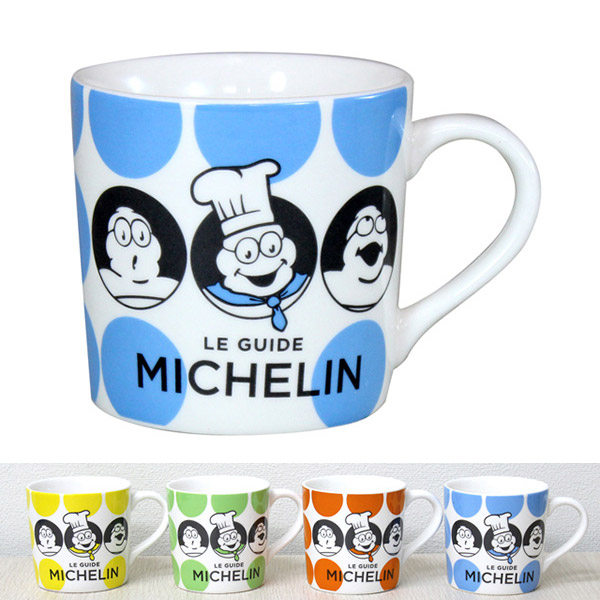 ミシュラン マグカップ ドット MICHELIN Mug Dot