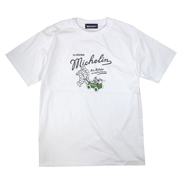ミシュラン Tシャツ アウトドア/ T-Shirts/ Outdoor Michelin