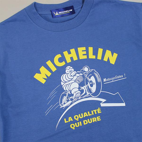 ミシュラン Tシャツ モータ-サイクル/ T-Shirts/ Motor cycle Michelin