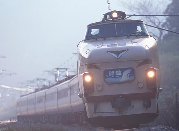 WEBカメラマン オリジナル作品額装セット 10 レイルマンフォトオフィス 「哀愁の夜行列車」