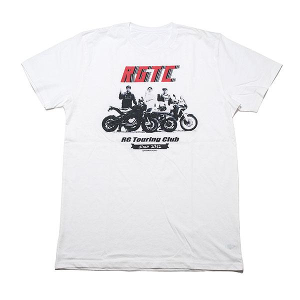RGTC 半袖フォトTシャツ ホワイト