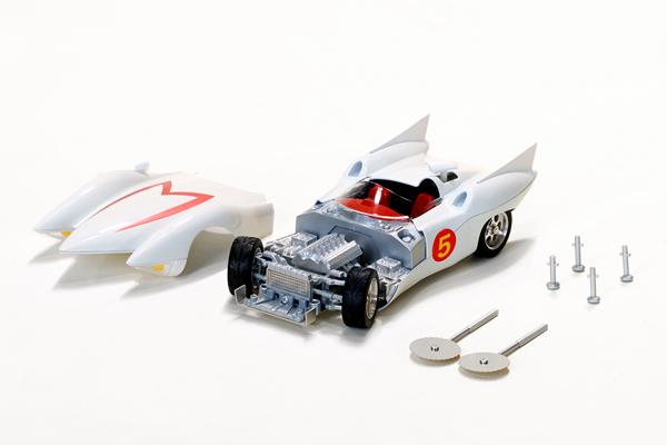 シュインハース プレス・リアル・モデルカー1/32 マッハ号(MACH 5)