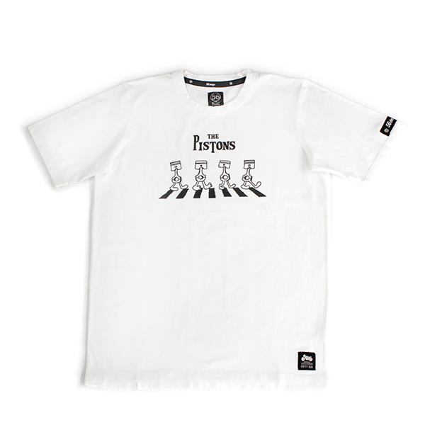 56デザイン ピストン Tシャツ / 56design Pistons Tee
