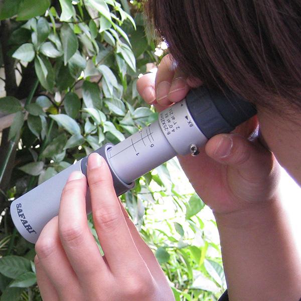 サファリ M057 遠近両用25倍ズーム単眼鏡 / SAFARI M057