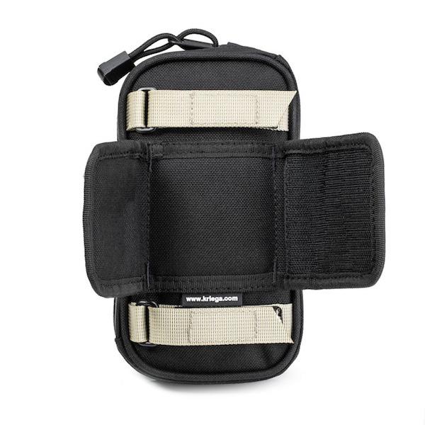 クリーガ ハーネスポケット XL Kriega Harness Pocket XL 左手用 右手用