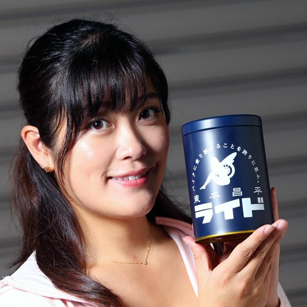 東本昌平RIDE 缶入り 90マイルブレンドコーヒー