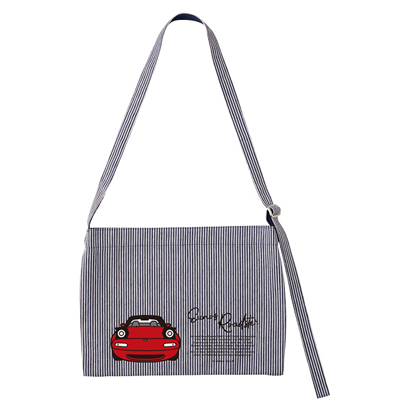 The Roadster Story #2 Eunos Roadster Front Face Musette Bag ミュゼットバッグ