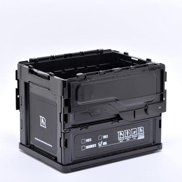 東本昌平RIDE オリジナル 折りたたみコンテナボックス 20リットルタイプ