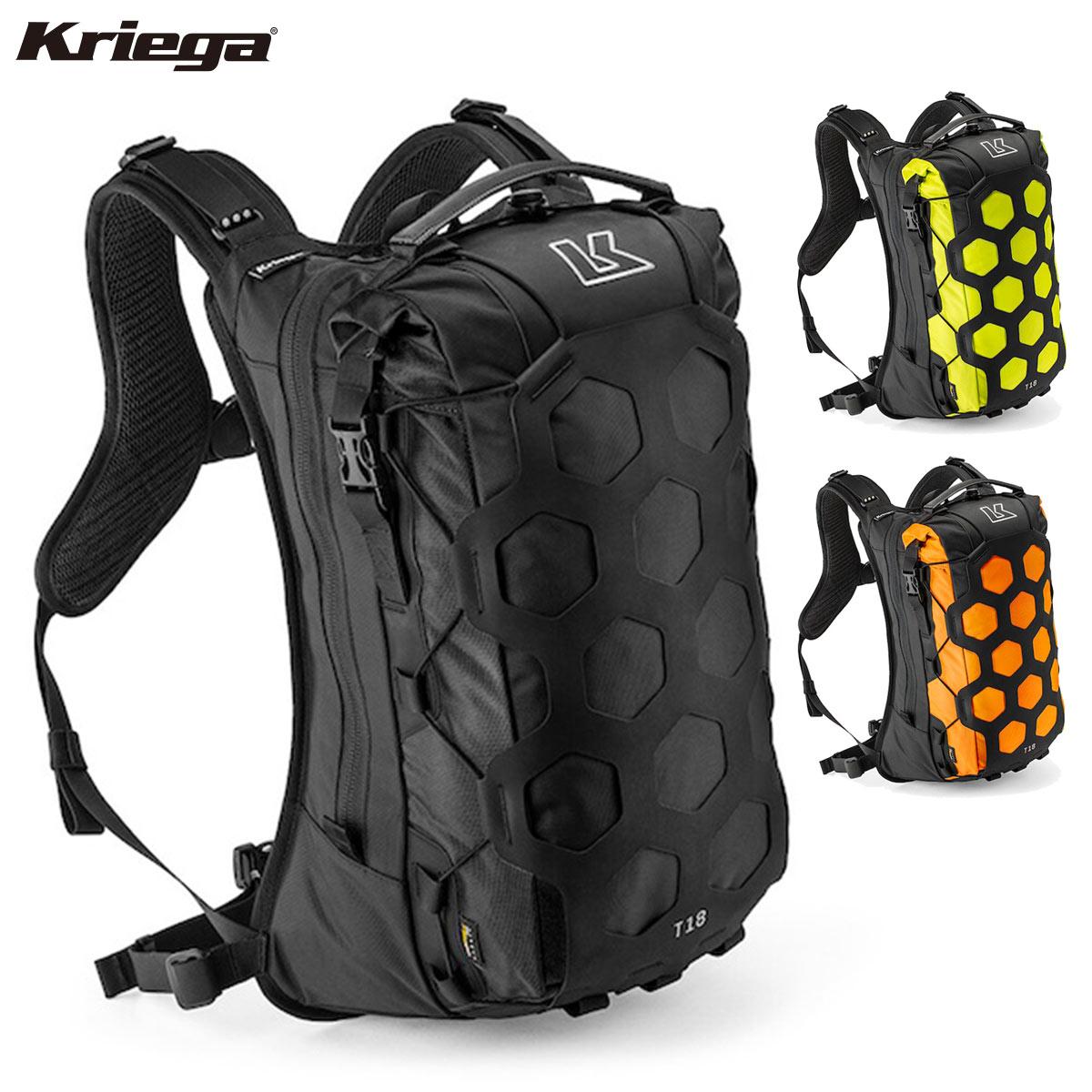 クリーガ TRAIL18 バックパック Kriega TRAIL18 Backpack