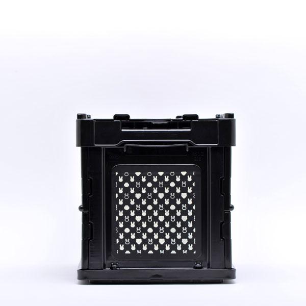 カスタム虎の穴 オリジナル 折りたたみコンテナボックス 20リットルタイプ