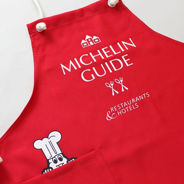 ミシュラン ガイド エプロン (Michelin Guide Apron)