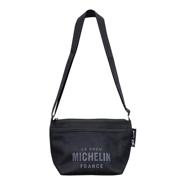 ミシュラン ショルダーポーチ メッシュポケット Michelin Shoulder pouch Mesh pocket