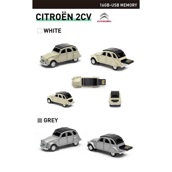 オートドライブ USBメモリー 16GB シトロエン 2CV AUTO DRIVE USB memory