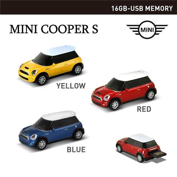 オートドライブ USBメモリー 16GB MINI クーパーS AUTO DRIVE USB memory