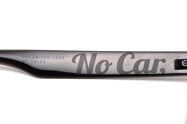 おぎやはぎの愛車遍歴 NO CAR, NO LIFE! × オズニス 偏光サングラス FLAT 04 おぎセレクトモデル