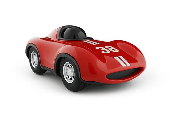 プレイフォーエバー ミニ スピーディ ルマン Playforever MINI Speedy Le Mans