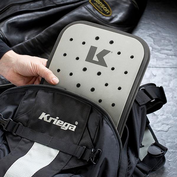 クリーガ バックプロテクターインサート / Kriega Protector Insert