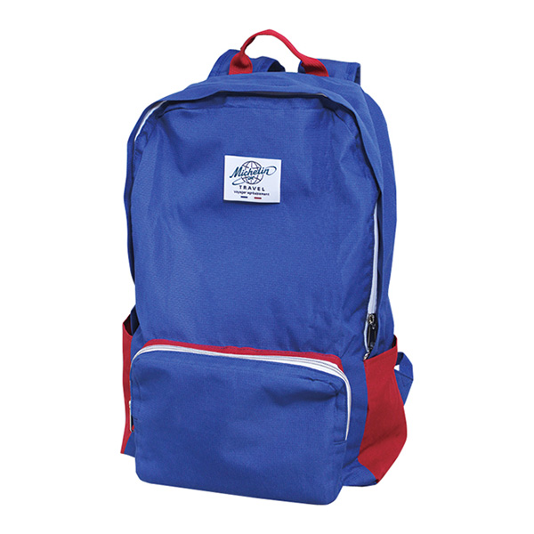 ミシュラン パッカブルバックパック (MICHELIN/Packable backpack)