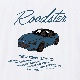 The Roadster Story #4 ND Graphics Goodview T-shirts/ロードスターストーリー #4 NDグラフィックス グッドビュー Tシャツ