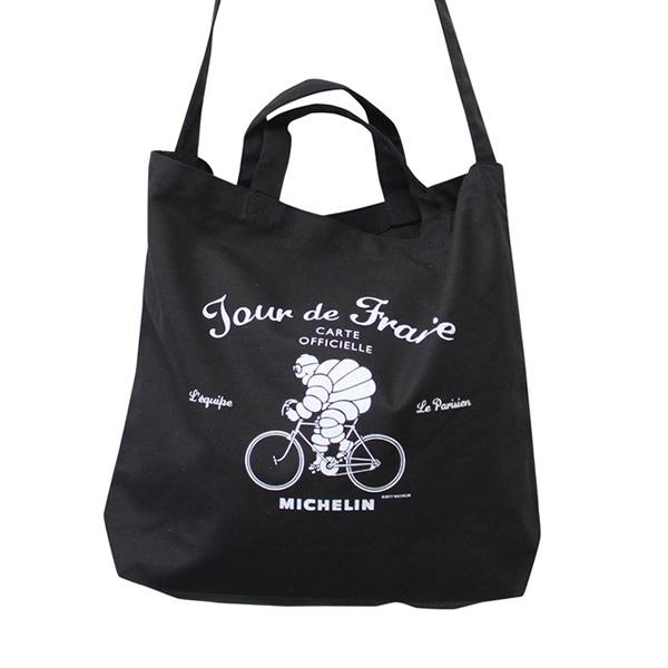 ミシュラン 2ウェイトートバッグ ツール・ド・フランス MICHELIN/2way tote bag/Tour de France