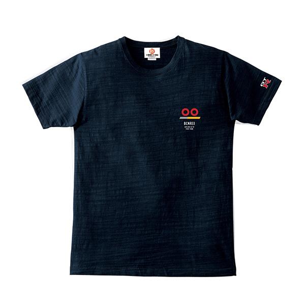 スカイライン GT-R R33 テールデザイン Tシャツ