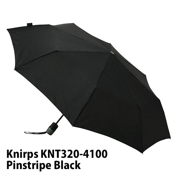 クニルプス T.320 自動開閉式折りたたみ傘 / Knirps KNT320 Large Duomatic Safety