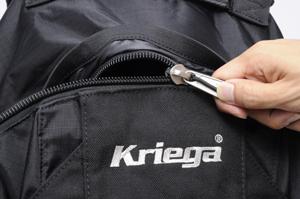 クリーガ(Kriega)ライディング専用バックパックR25