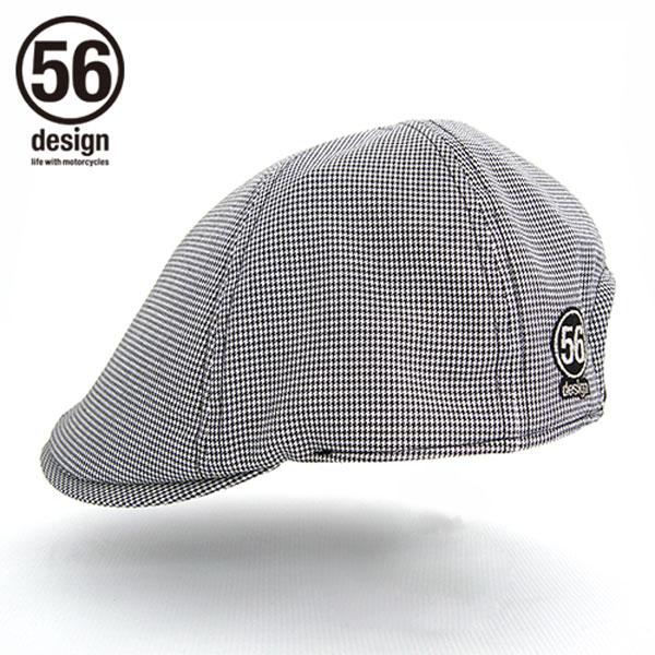56デザイン ライダース ハンチングキャップ / 56design Riders Hunting