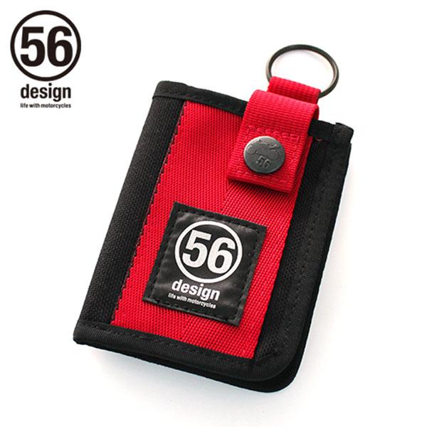 56デザイン レーシング コーデュラ ミニウォレット / 56design Racing Cordura Mini Wallet
