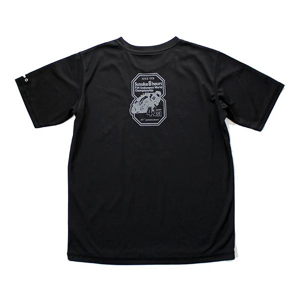 56デザイン×鈴鹿8時間耐久ロードレースコラボ ドライTシャツ 2018年モデル / 56design x Suzuka 8hours Dry Tee 2018