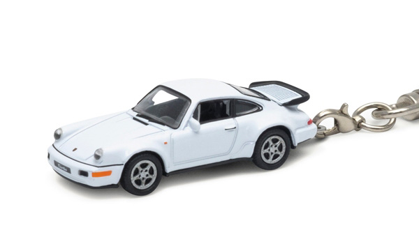 WELLY ポルシェ 911 964 ターボ キーチェーン