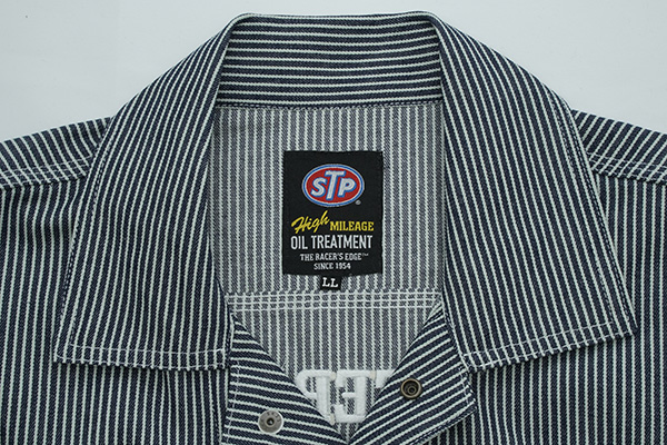 STP カバーオール 長袖つなぎ