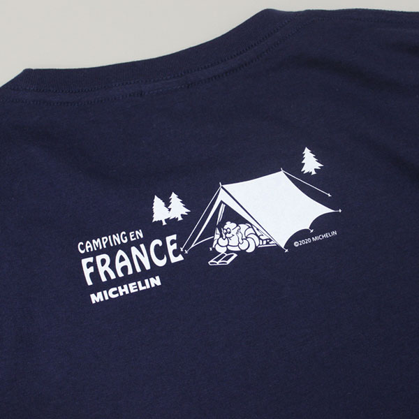 ミシュラン Tシャツ オートキャンプ T-Shirts Auto camp Michelin