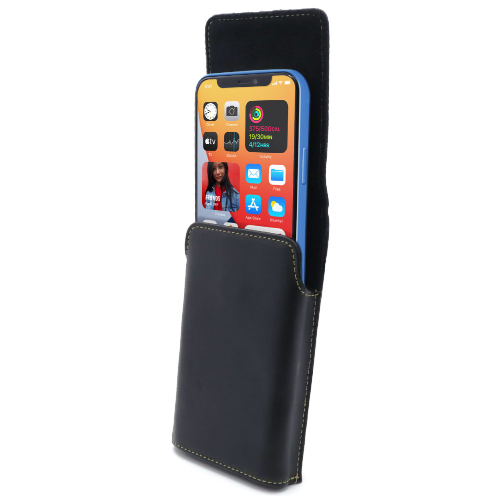 改良品 選べる2タイプ【 iPhone 12 / iPhone 12 Pro 兼用】 ベルトケース (ヨコ型or縦型) カバーケース・ホルダー