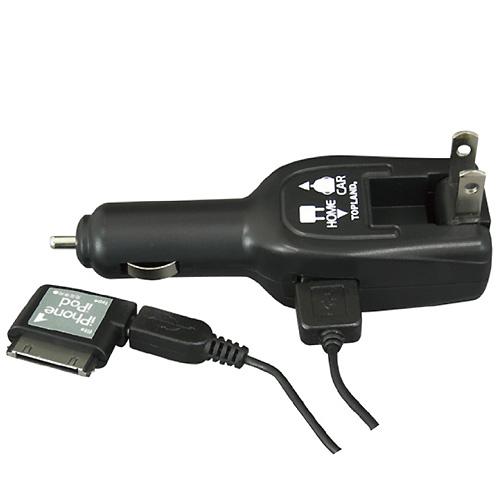 【車+コンセント+USB充電器 】 ケータイ・スマホ 用充電器