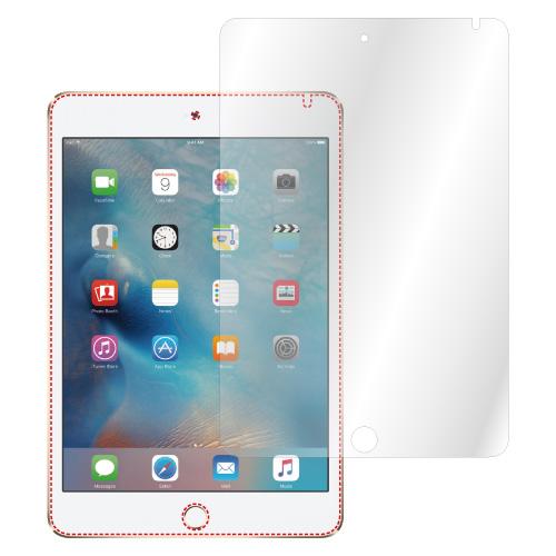NGB-IPAM04<br>iPad mini 4 用 ノングレアフィルム3<br>ASDEC アスデック