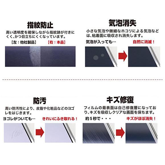 AFP-F04J<br>らくらくスマートフォン4 F-04J 用  AFPフィルム<br>ASDEC アスデック