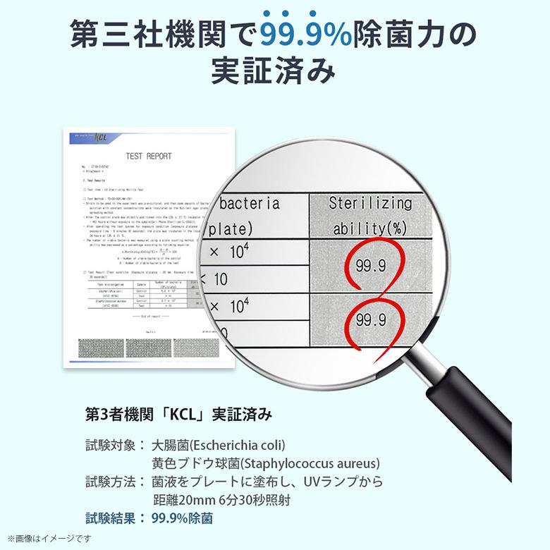 LK18735<br>LINK UV+オゾン スマホ除菌器<br>ロア・インターナショナル