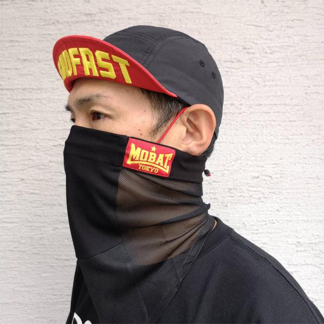 MOBSTYLES × SUNNY NOMAD ランニングマスク