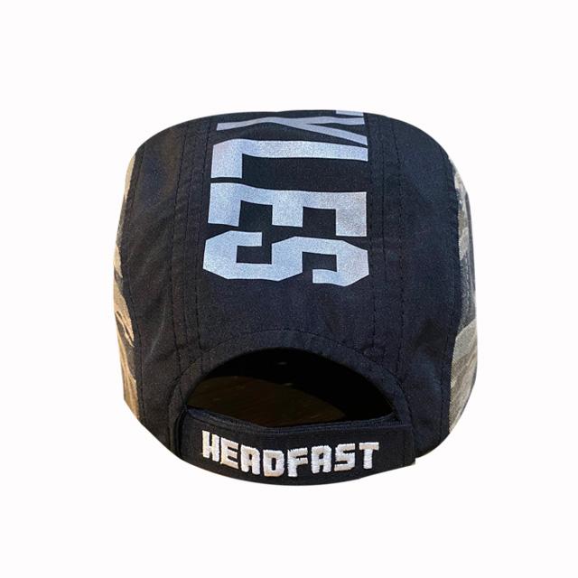 HEADFAST JET CAP Ver.2 BLACK/CAMO